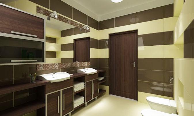 Nowoczesne Wnętrza łazienek Kuchnie Archimaniapl