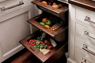 Przechowywanie Warzyw I Owoców W Kuchni Inspiracje Meble