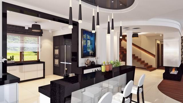 Dom W Stylu Glamour Pracownia Trendy Meble Do Salonu Archimania Pl