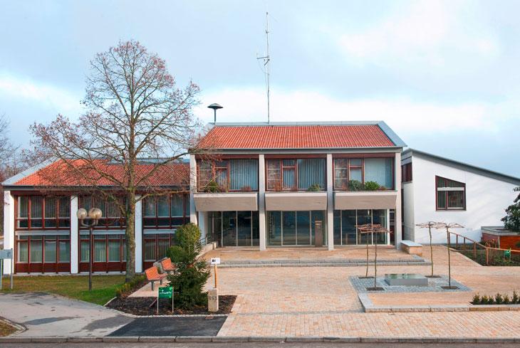 Urząd Miasta w Tengen Badenia-Wirtembergia, Niemcy