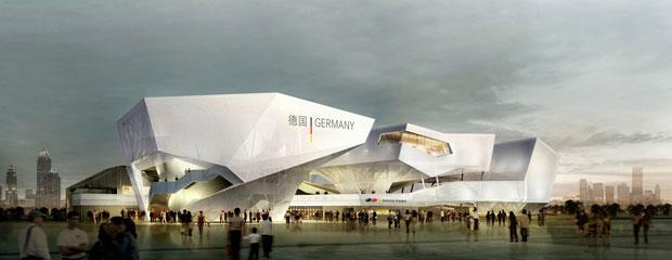 Pawilon Niemiecki na EXPO 2010