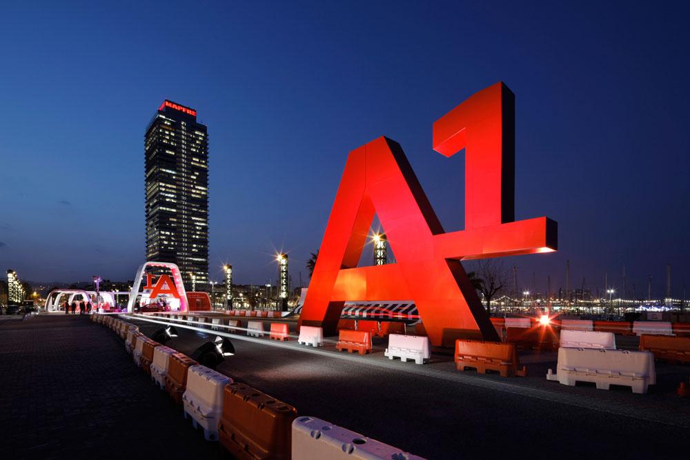 Roadshow Audi AreA1
