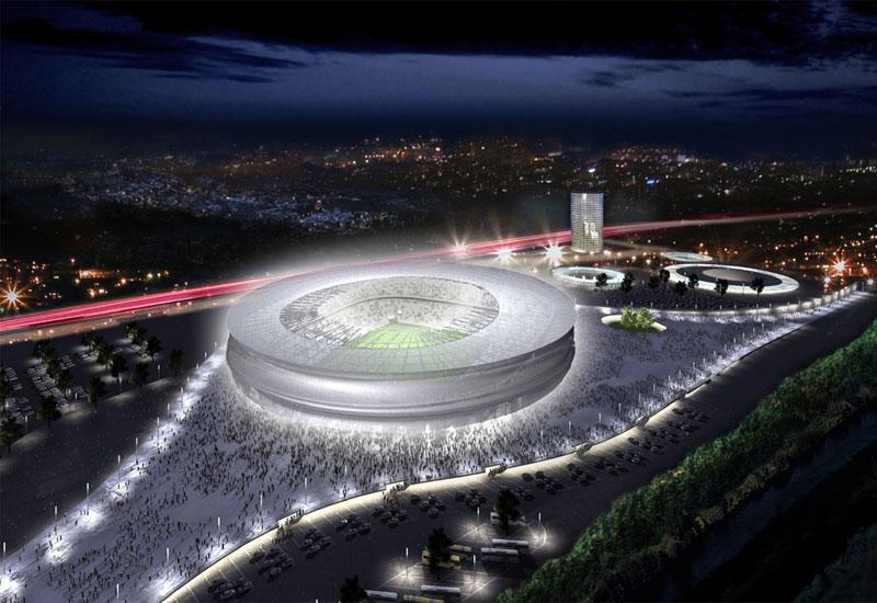 Stadion Wrocław EURO 2012
