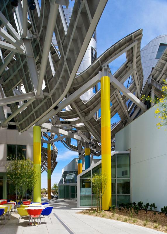 Lou Ruvo Center for Brain Health w Las Vegas