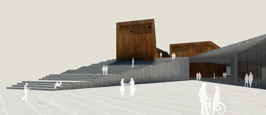 """I Nagroda, Studio Architektoniczne """"Kwadrat"""" z Gdyni"""
