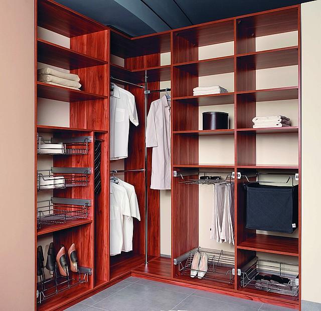 Komandor - Wyposażenie do szafy i garderoby