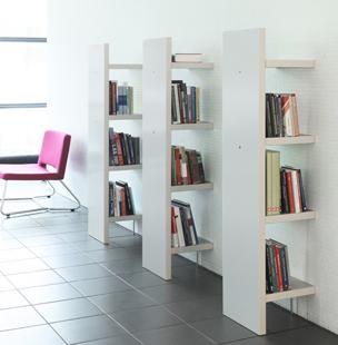 MARTELA - Book Shelf