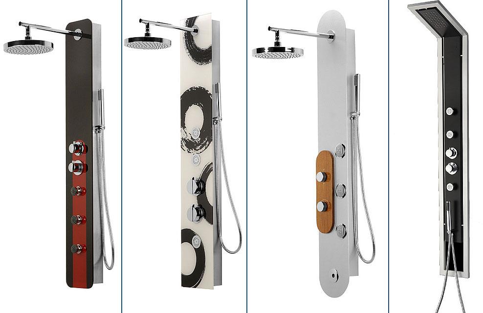 DEANTE - Panele prysznicowe
