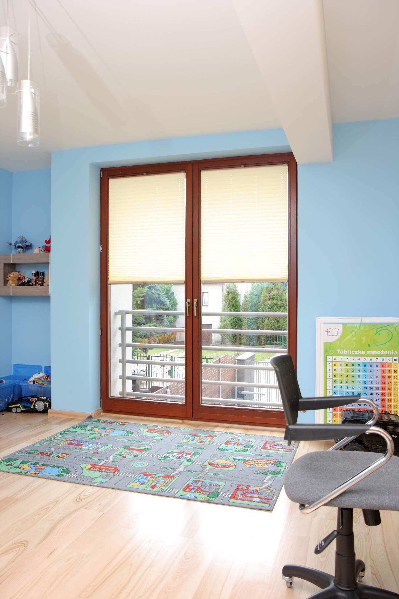 Idealne okno do pokoju malucha