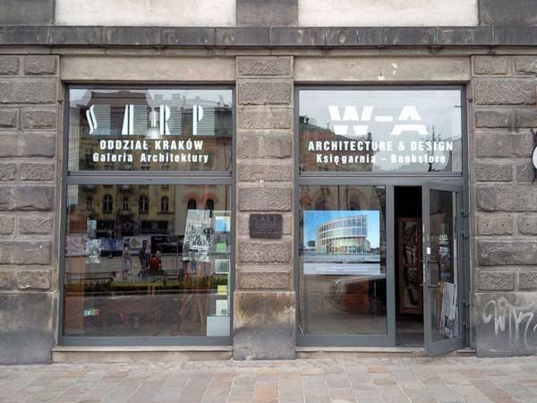 Księgarnia architektoniczna