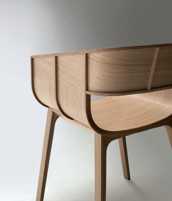 Drewniane krzesła stylowe