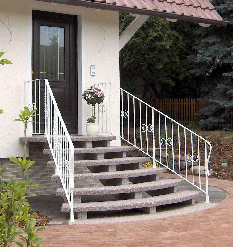 schody ażurowe
