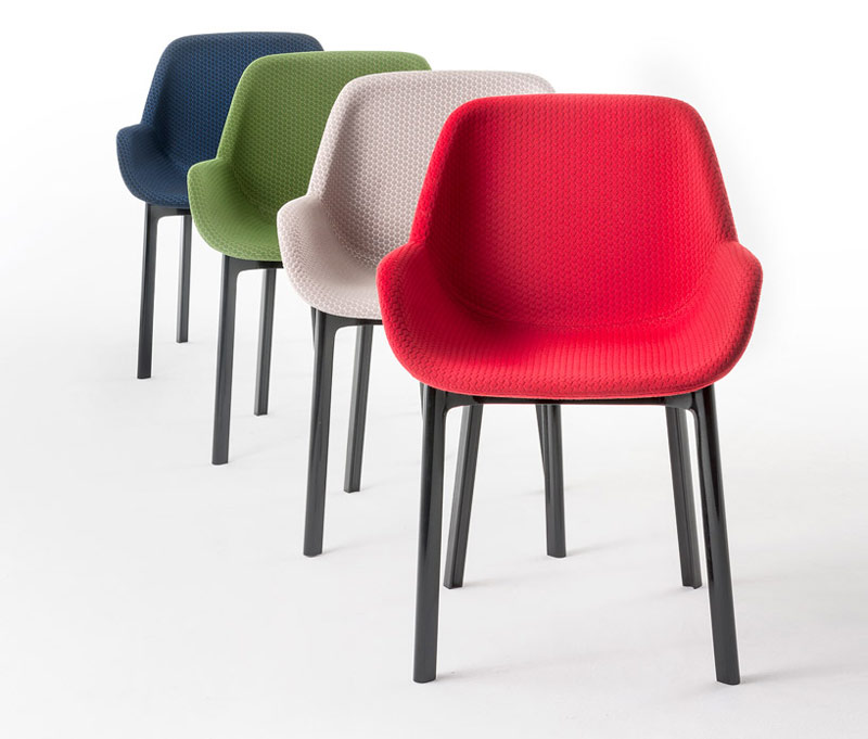 Designerskie fotele Kartell