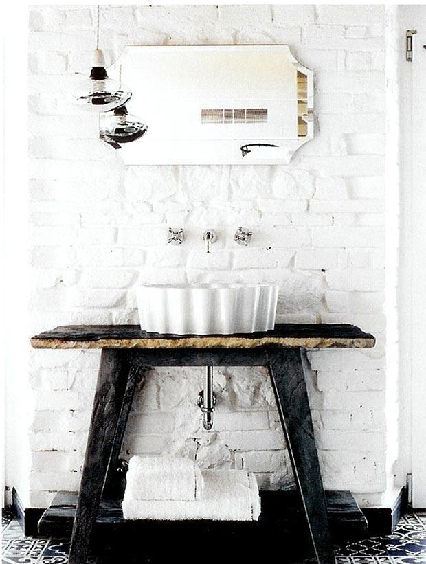 stylowe łazienki