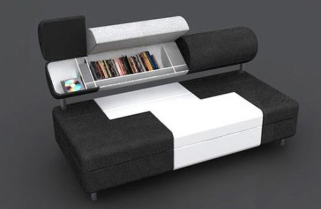 sofa ze schowkiem