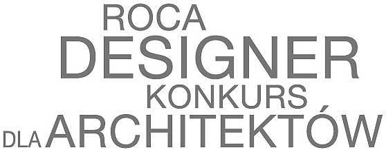 konkurs Roca Designer