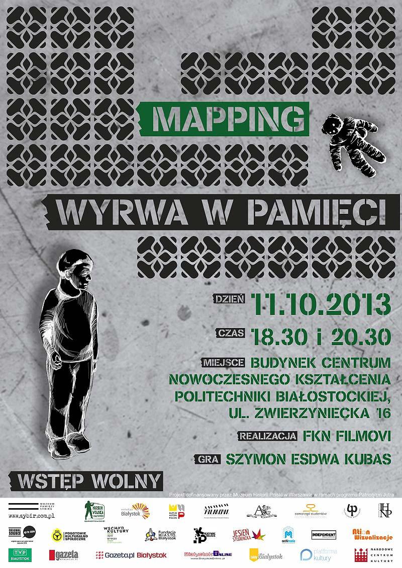 mapping w Białymstoku