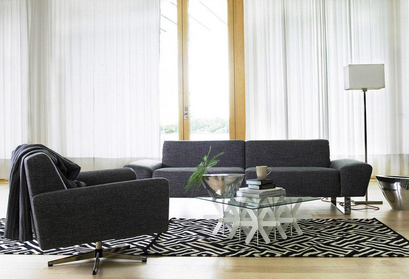 sofa do wnętrz nowoczesnych