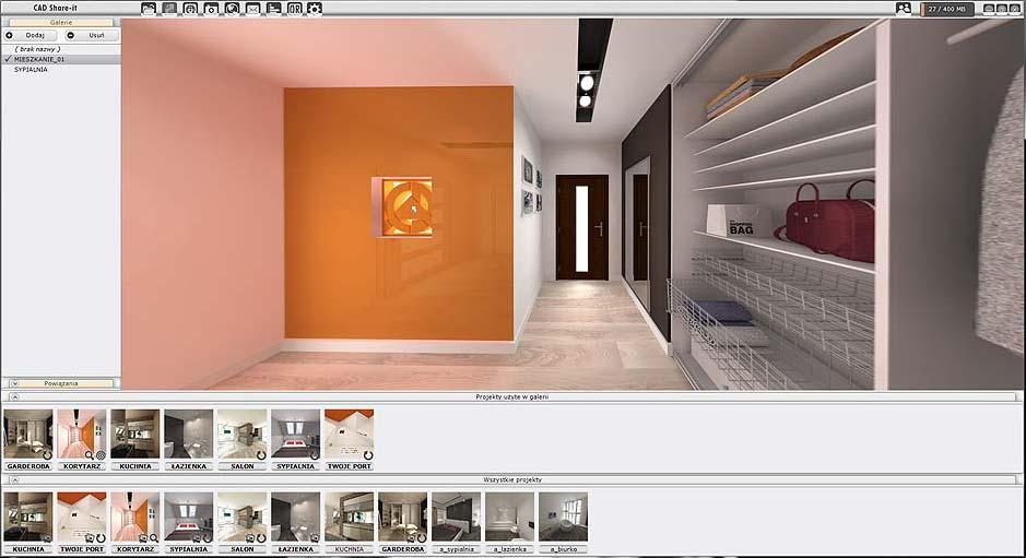 CAD Projekt - CAD Shate It