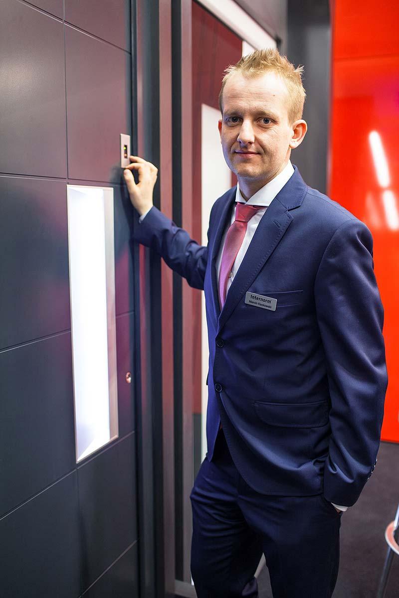 Marcin Ksokowski IFTM Internorm