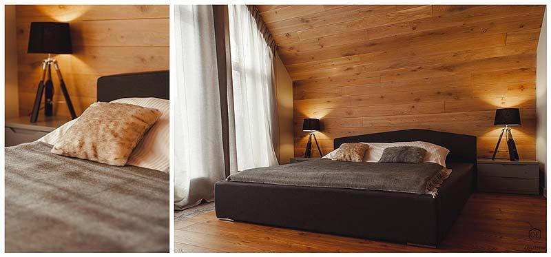 nowoczesny design łóżek