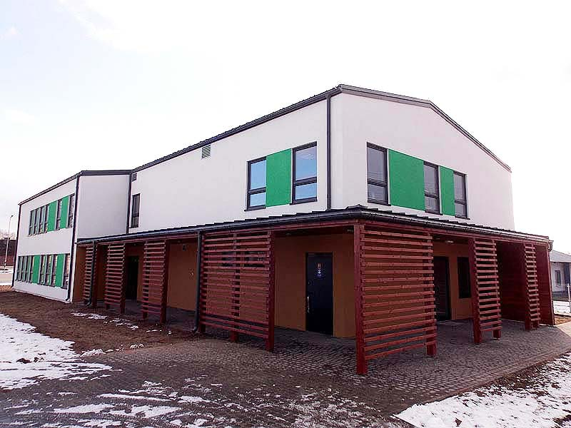 Szkoła o wysokiej efektywności energetycznej