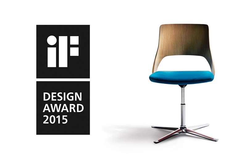 EMBRACE zdobył IF Design Award 2015