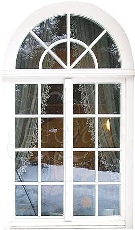 Okna o nietypowym kształcie i na specjalne zamówienie: Mikos