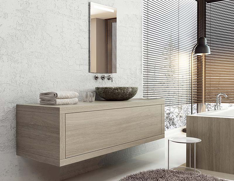 meble łazienkowe Devo