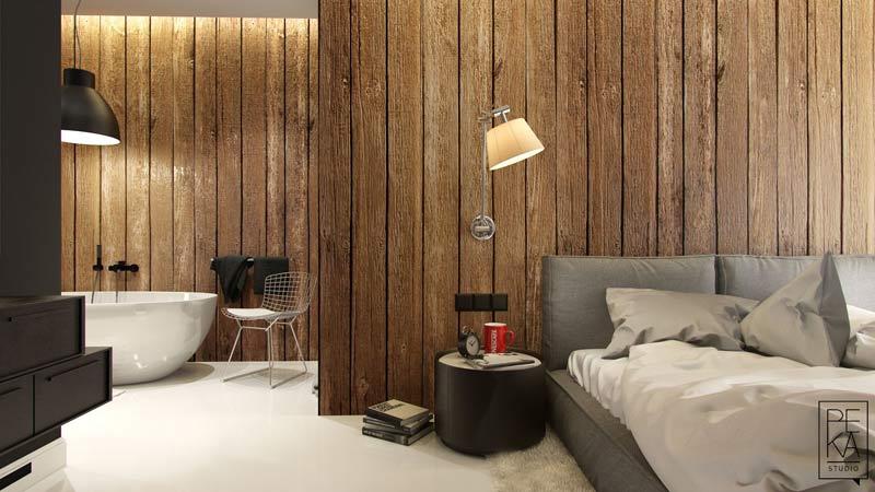 Nowoczesny, warszawski apartament od Peka Studio!
