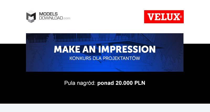 konkurs Make an impression