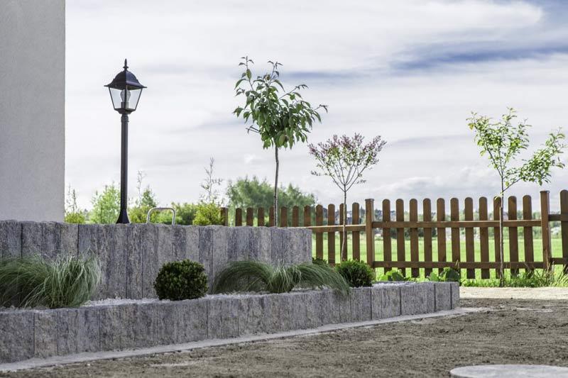 Palisady ogrodowe firmy JONIEC