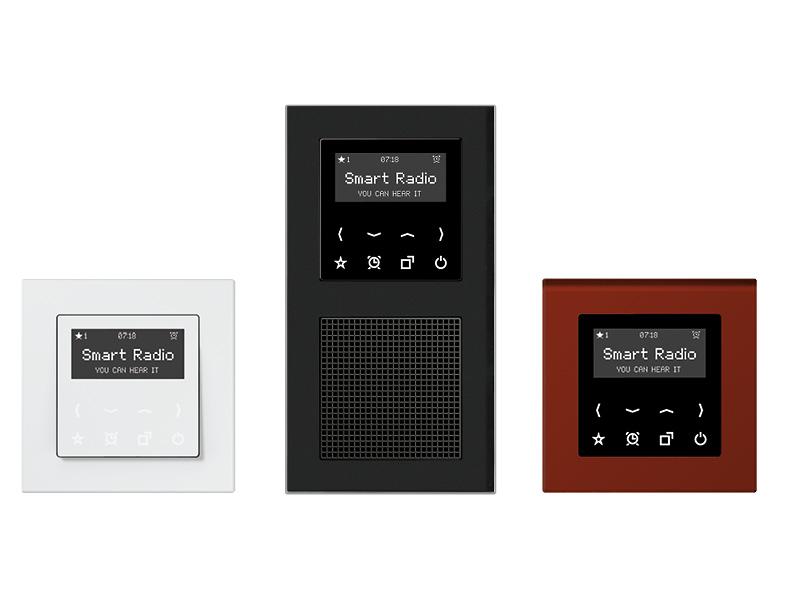 smart radio Jung