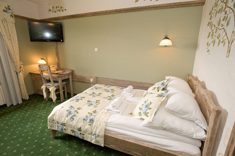 Hotel w Bieszczadach