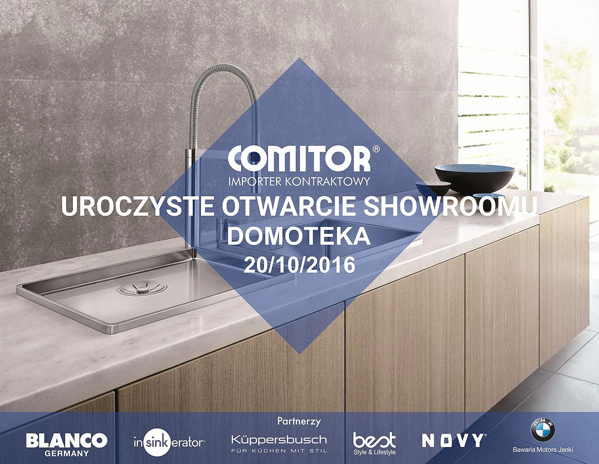 showroom Comitor