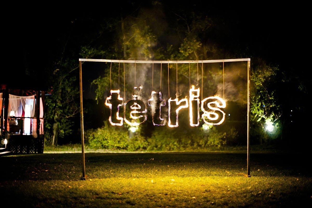 wnętrza Tetris