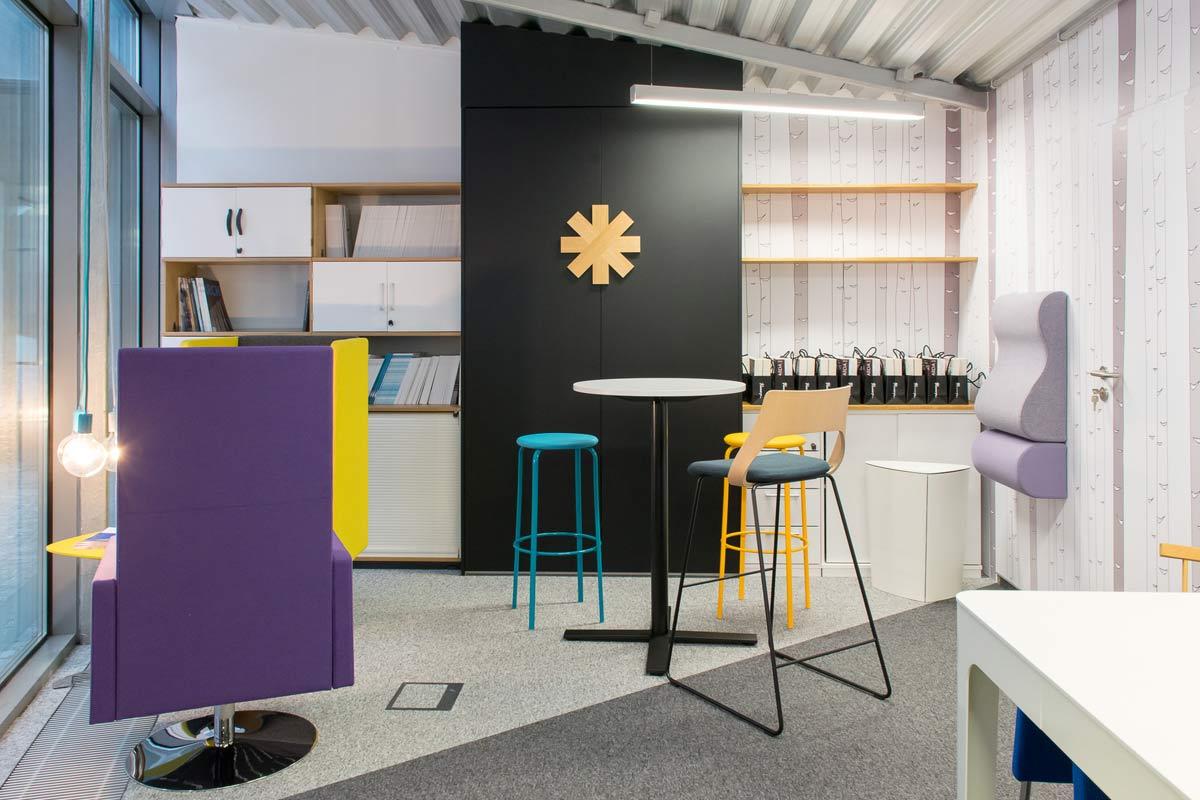 Atelier Kinnarps w Szczecinie