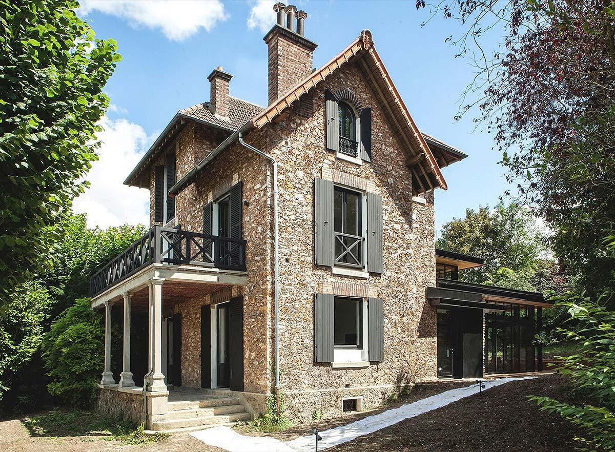 francuski domek
