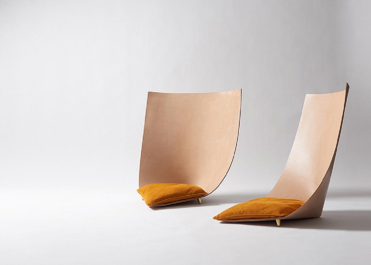 skórzane krzesło