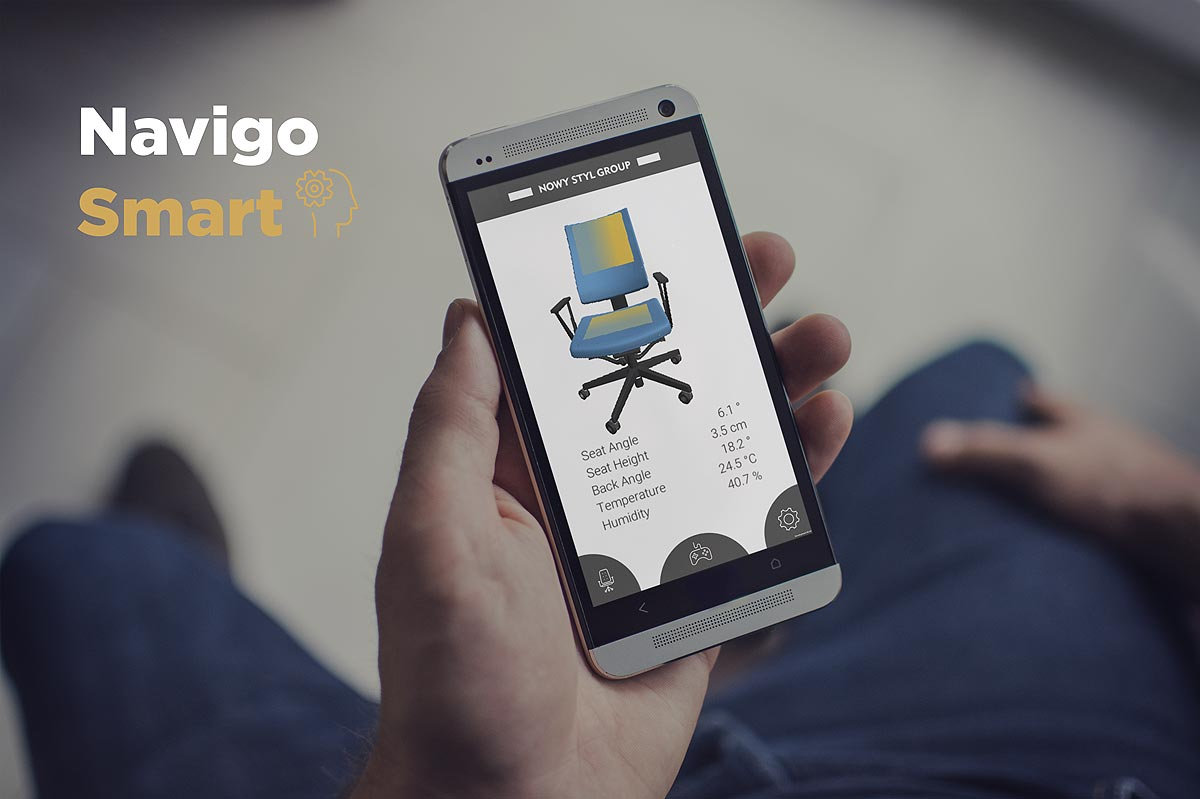 krzesło Navigo Smart