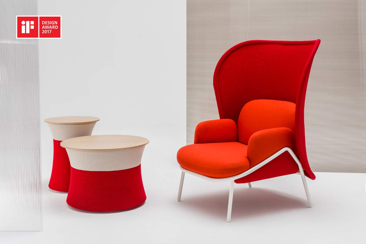 Prestiżowa nagroda iF Product Design Award dla kolekcji MESH marki MDD