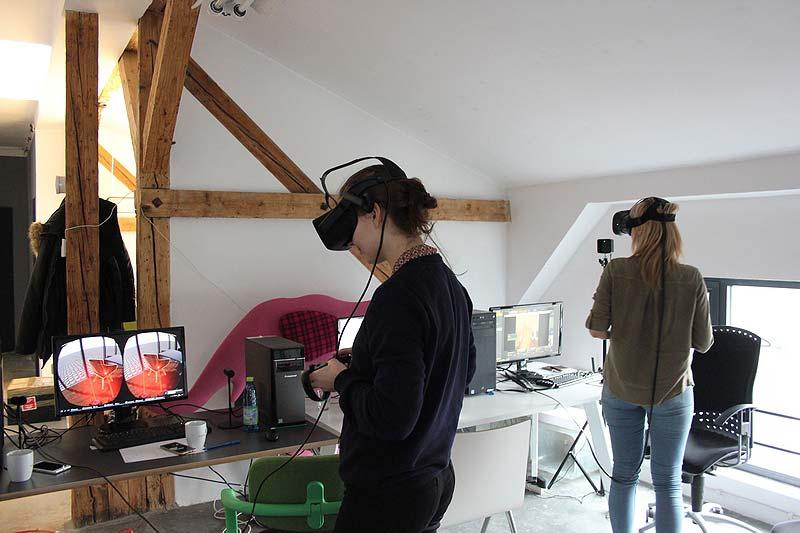 wirtualna rzeczywistość w projektowaniu