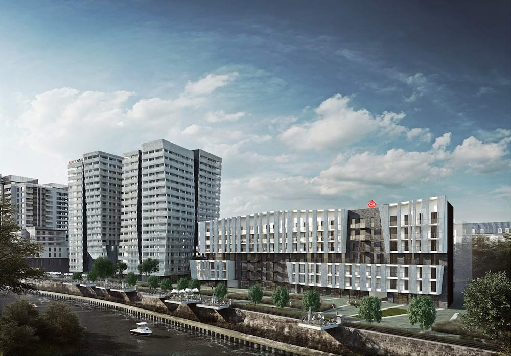 Wrocławianie chcą mieszkać nad rzeką