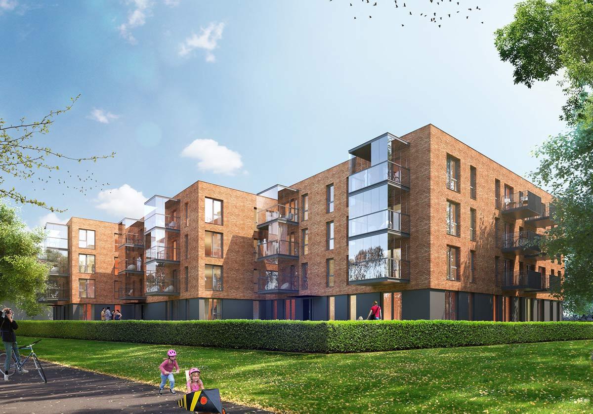 Firma YIT wybrała projektanta Osiedla Aroma Park