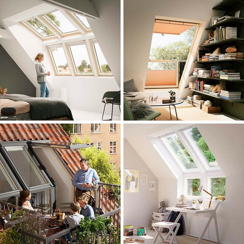 okna Velux