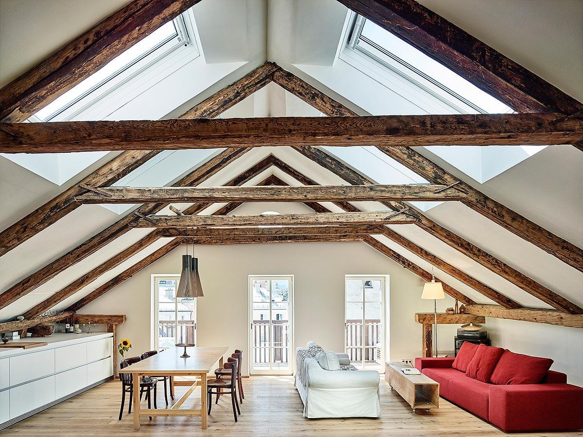 domy drewniane i Fermacell