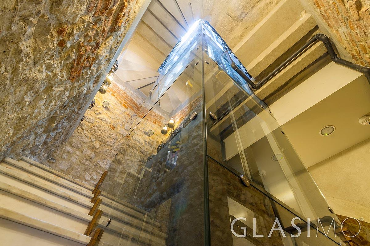 realizacje ze szkła