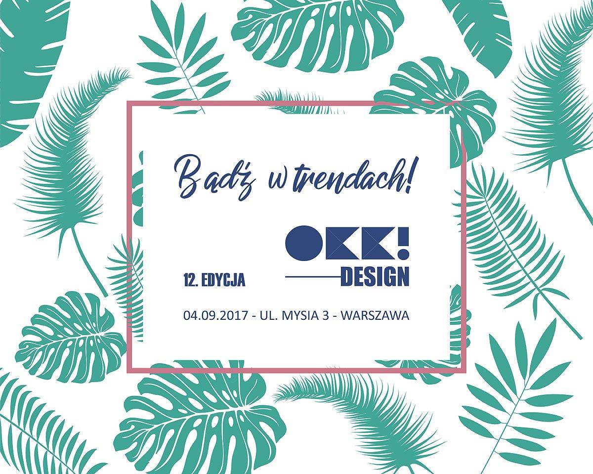 spotkanie OKK! design - 12. edycja