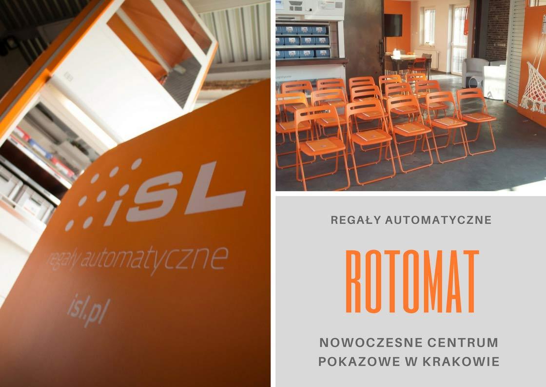 Nowoczesność, estetyka, ergonomia i automatyzacja – regały biurowe ROTOMAT