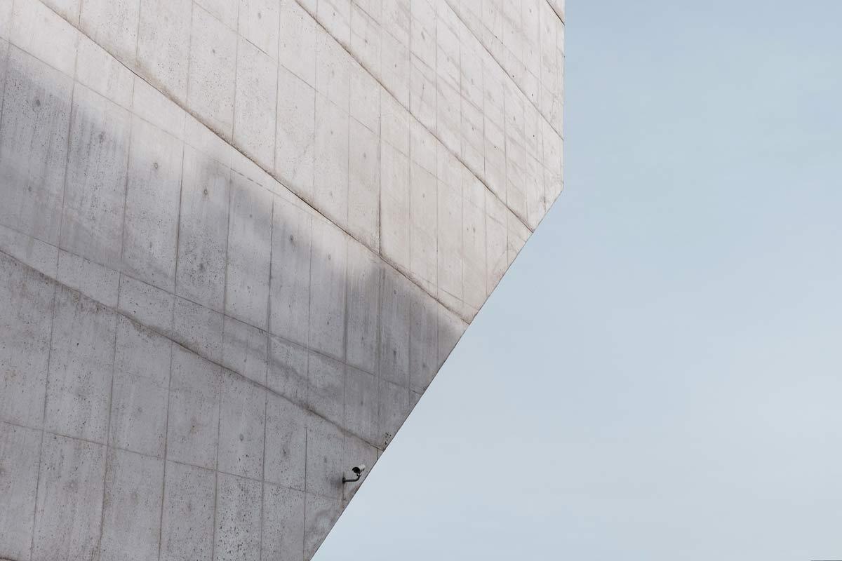 Beton architektoniczny pod właściwą ochroną
